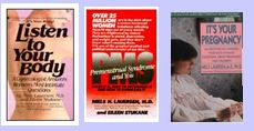 Dr Lauersen pregnancy books